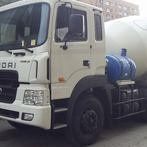 Новый Hyundai GOLD (HD 270) Миксер 7 куб.м. (Mixer)